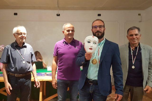 Pierluigi Piscopo vince la 1^ Coppa Città di Oristano di scacchi