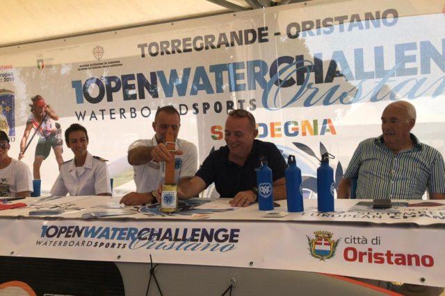 A Torre Grande al via l'Open Water Challenge
