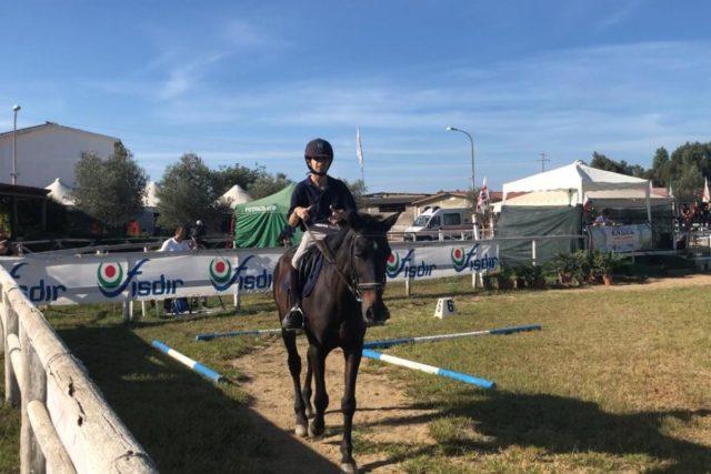 Fisdir – Al Circolo Capuano Alghero il Trofeo di Equitazione Città di Oristano