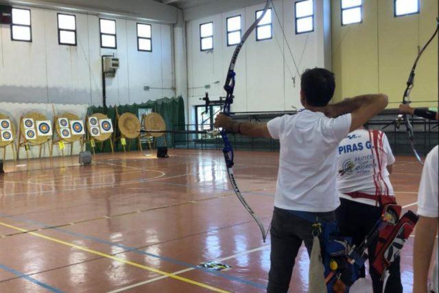 Tiro con l'arco – Dominio degli oristanesi al Trofeo Città europea dello sport