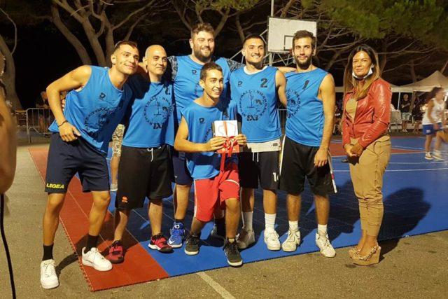 Basket – Spettacolo a Torre Grande con lo Streetball Shardana