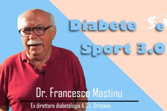 Diabete di tipo 2 ed esercizio fisico. Il contributo di Francesco Mastinu