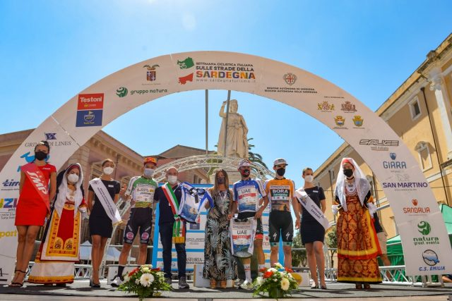 Settimana ciclistica italiana – Ackermann trionfa a Oristano
