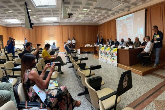 Oristano pronta ad ospitare la Settimana ciclistica italiana