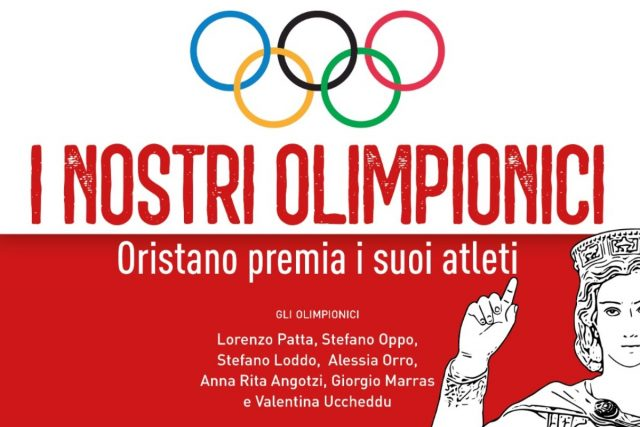 Il 25 agosto la città celebra i suoi olimpionici al Campo Tharros